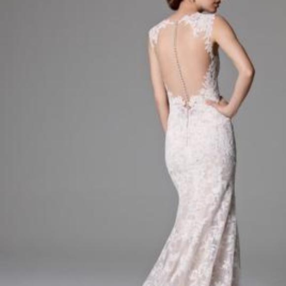 Watters Dresses   Bridal Gown   Poshmark
